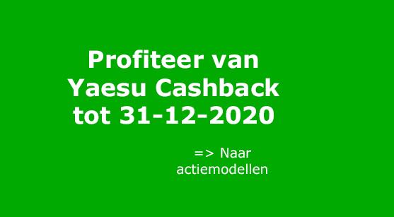 Yaesu Cashback