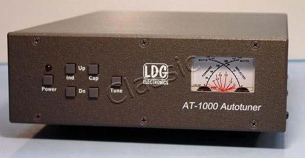 LDG AT-1000 Antennetuner