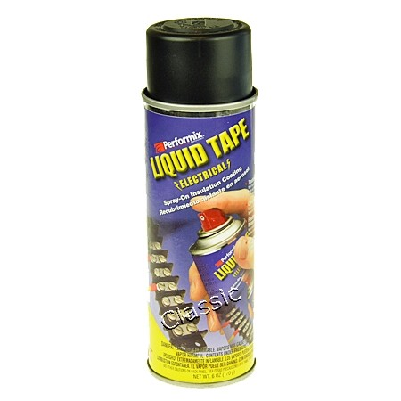 Liquid Tape Spray zwart