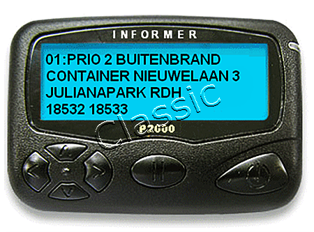 Pager Informer Pro