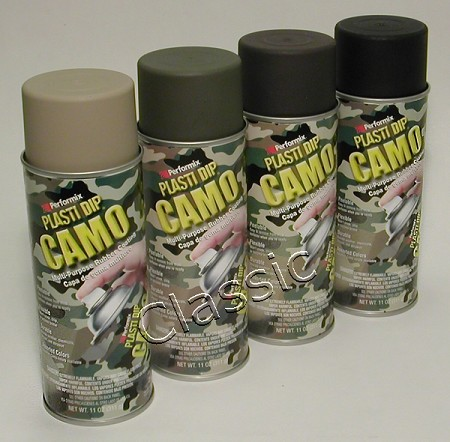 PlastiDip Spray Camo Mat