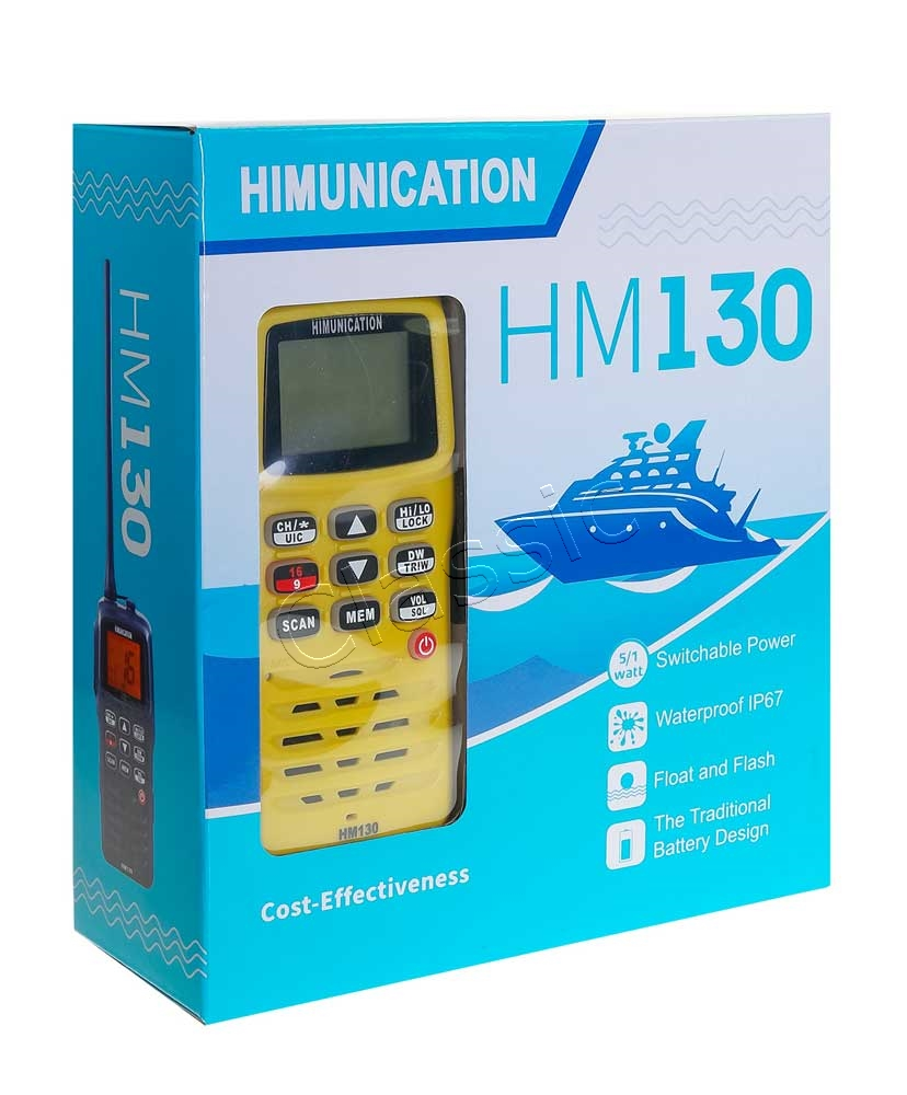 Himunication HM-130 VHF Marifoon
